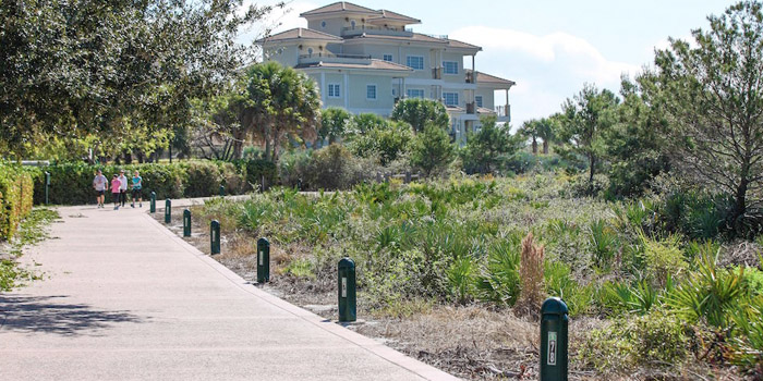 The Riverwalk is one of the biggest highlights of Jupiter Florida