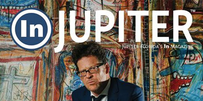 Jason Newsted formerly of Metallica is on the NovemberDecember issue of InJupiter Magazine