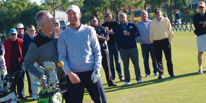 Jupiter FL Martin Hall Golf Instructor