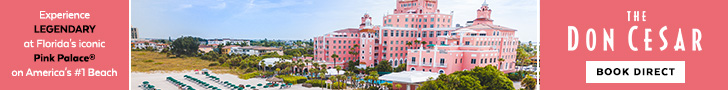 The Don CeSar, Hotel, St. Petersburg, St. Pete Beach, Tampa, Florida