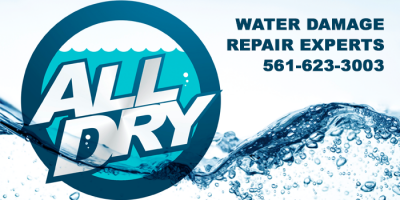 All Dry Water Damage Cleanup and Restoration