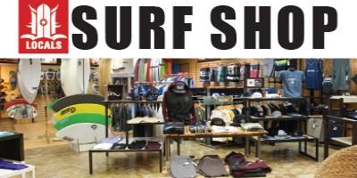 Locals Surf Shop