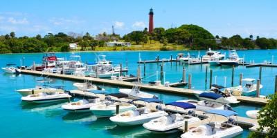 Jupiter Inlet Marina and Boat Rentals