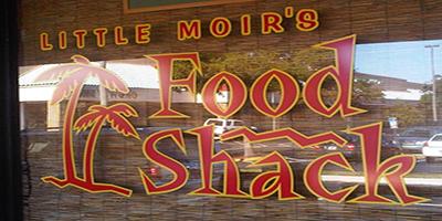 The Food Shack (Little Moir's)