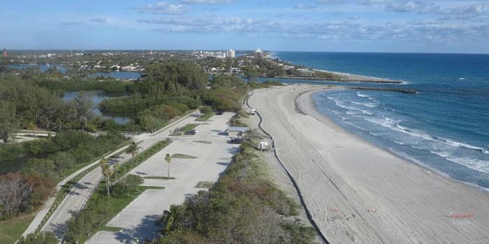 Jupiter Beach Cam