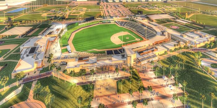 The Ballpark of the Palm Beaches