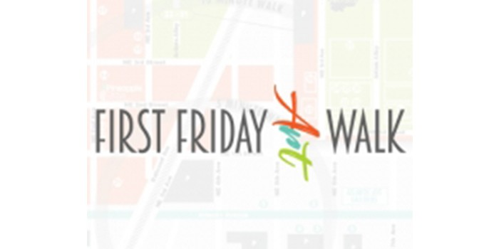 First Friday Art Walks