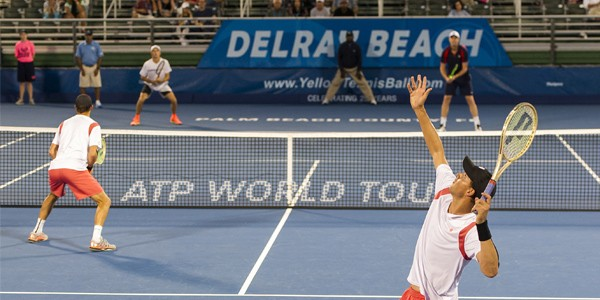 Game, Set, Pour Beer, Wine, and Food Pairings at Delray Beach Open by VITACOST.com