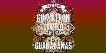 Guavatron and SOWFLO Play New Year's Eve 2019 Bash at Guanabanas
