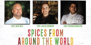 Three Top South Florida Chefs Join Forces to Fight Kids' Hunger