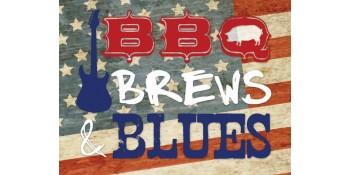 BBQ, BREWS & BLUES