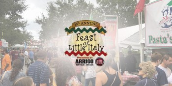 15th Annual Feast of Little Italy