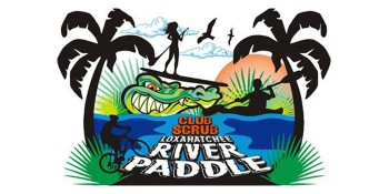 Club Scrub Endless Summer Guided River Paddle & Sandbar Party 2018