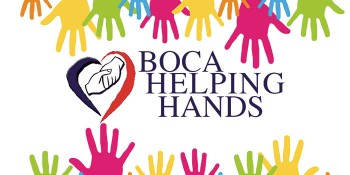 Boca Helping Hands Honors 100 Year Old Volunteer Mel Lazerik