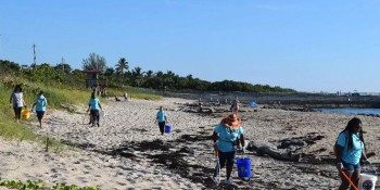 PBC Parks to Host Beach Cleanup Event on National Skip the Straw Day