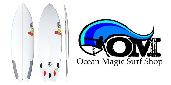 Channel Island Surfboard from Ocean Magic