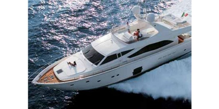 2007  83' Ferretti Yachts for Sale - SYS Yacht Sales