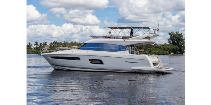 2014 55' Prestige 550 Flybridge for Sale - SYS Yacht Sales