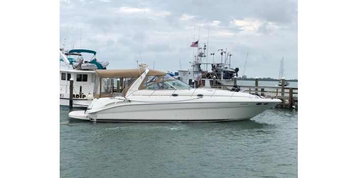2001 41' Sea Ray Sundancer 410 for Sale - SYS Yacht Sales