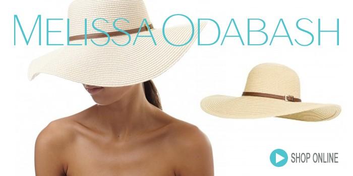 Melissa Odabash Jemima Sun Hat Cream
