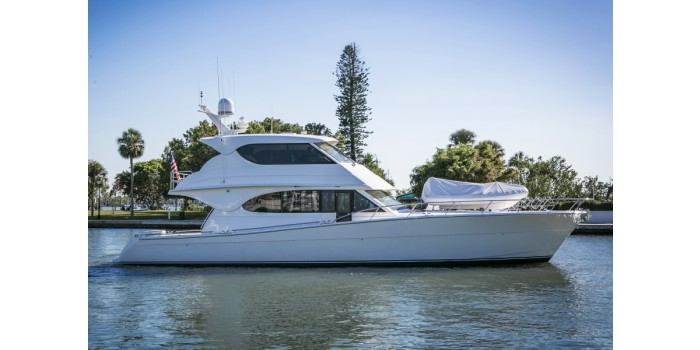 2009 60' Maritimo for Sale - SYS Yacht Sales