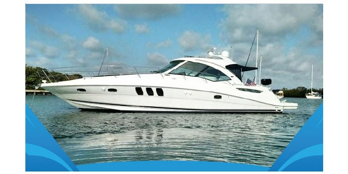 2007 48 Sea Ray Sundancer - Stuart, FL