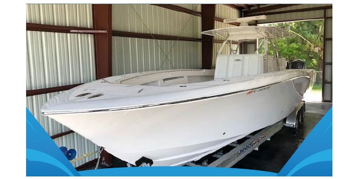 2013 Invincible CC - $359,000
