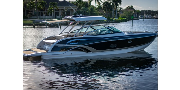 2017 35' Formula 350 Crossover for Sale - SYS Yacht Sales
