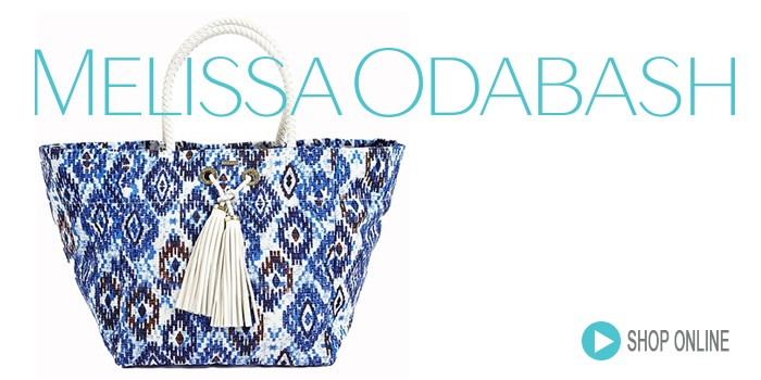 Melissa Odabash Marrakesh Beach Tote Bag