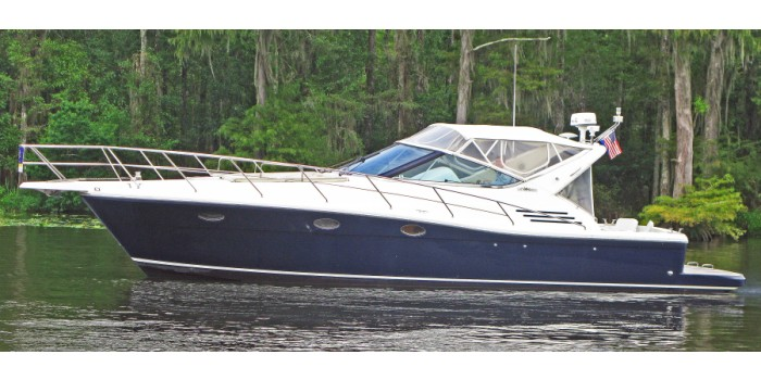 2000 42' Uniesse 42 Open for Sale - SYS Yacht Sales