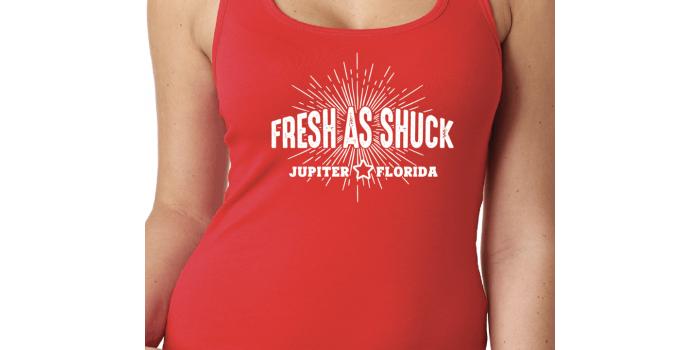 Fresh as Shuck Tank - Lucky Shuck Jupiter, FL