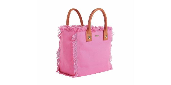 Melissa Odabash Monogrammed Porto Cervo Bag