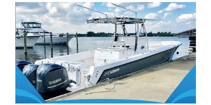 2017 39 Contender ST - $425,000 - CALL FOR SPECIAL PRICING