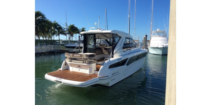 2016 36' Bavaria 360 Coupe for Sale - SYS Yacht Sales