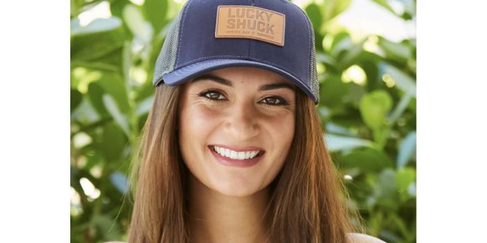 Lucky Shuck Baseball Hat - Charlie & Joe's at Love Street Jupiter, FL