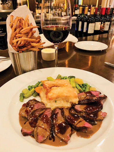 Tawny's Taste - The Parisian (Jupiter, FL) French Restaurant cuisine