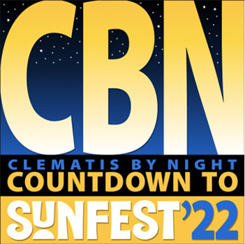 CBN Clematis By Night Countdown to Sunfest '22