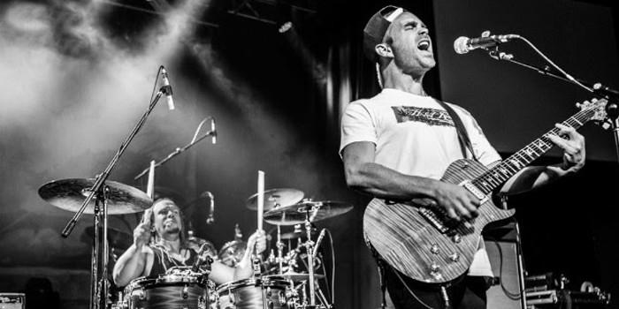 Reggae Triple Header: The Movement, New Kingston and Resinated