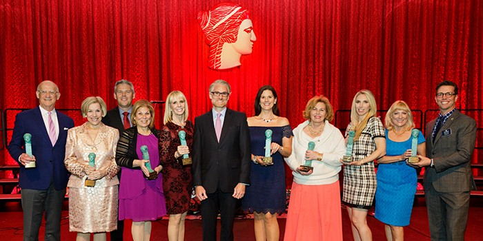 2018 Muse Awards Event Honors Local Artists And Performers