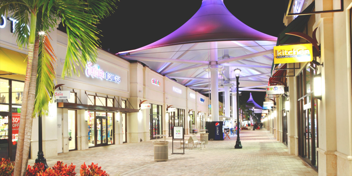 Palm Beach Outlets Announces Reopening and Supply Drive