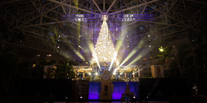Christmas at Gaylord Palms is Now Open