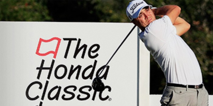 THOMAS TO DEFEND TITLE AT THE 2019 HONDA CLASSIC