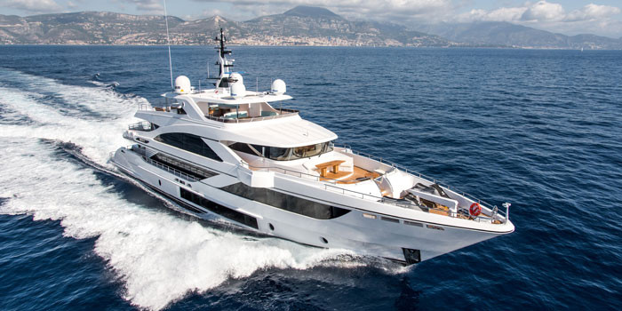 Majesty Yachts to Debut Two Superyachts at Palm Beach International Boat Show
