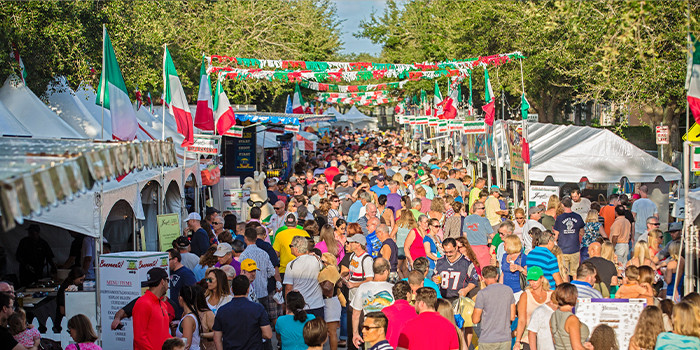 17th Annual Feast of Little Italy Converges in the Heart of Jupiter Nov. 1 -3 for a Celebration of Italian Food, Music, Art and Tradition to Abacoa