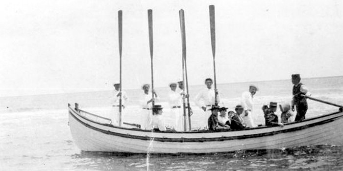 The First Lifesavers At The Jupiter Inlet