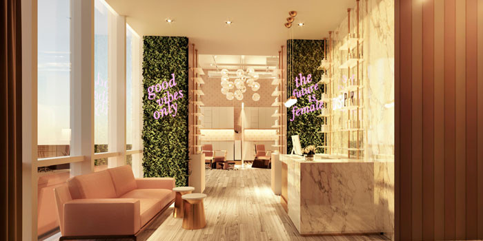 New Salon-Spa Concept Dashbar To Debut in Brickell This Fall