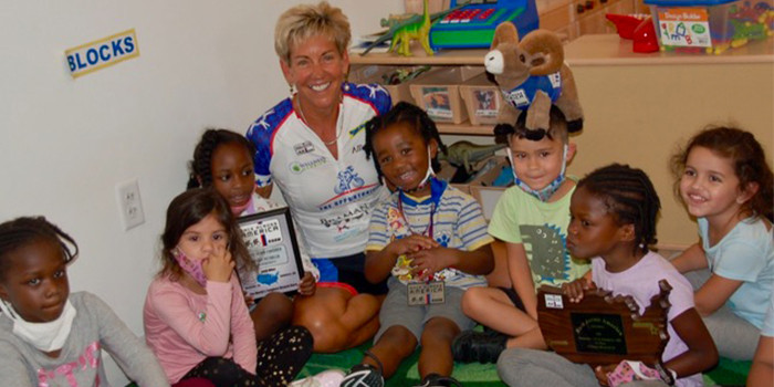 When Opportunity Knocks, Jupiter's Own Kathy Petrillo Answers for the Kids