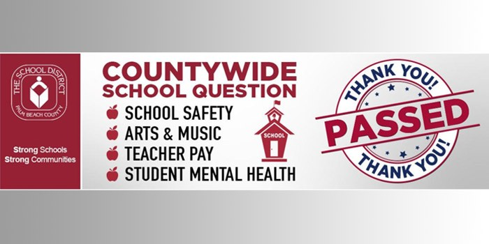 Superintendent Fennoy Issues Statement, Thank You Video on Passage of County Question One