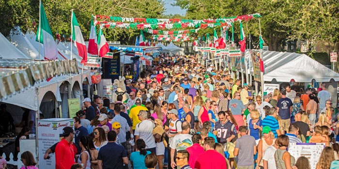 The Feast of Little Italy Returns