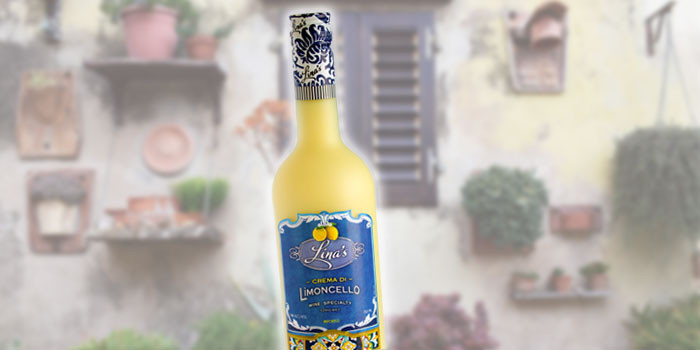 Lina's Exquisite Crema Di Limoncello